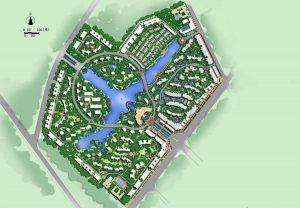 锦绣国际花城在售92-130㎡三至四房单位