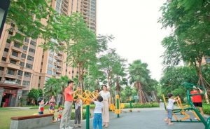 华发观山水悦湖山二期:在售建面约70-129㎡洋房,N+1户型灵活实用!