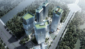 中山粤海城主力户型为建面约78-120㎡二三房